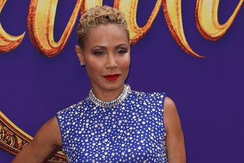 "Jada Pinkett Smith To Receive ""Trailblazer"" Award At MTV Movie & TV Awards"