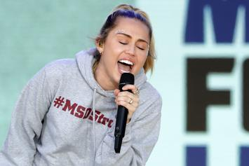 "Miley Cyrus Finally Apologizes For Comments On Hip-Hop: ""I F*cked Up"""