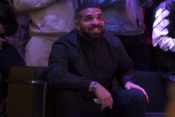 "Drake Thrilled About Raptors Win: ""We Willed This Into Existence"""