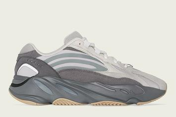 "Adidas Yeezy Boost 700 V2 ""Tephra"" Drops Tomorrow: Official Details"