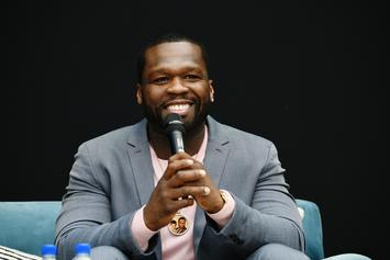 """50 Cent Begins Feud With Adrien Broner: """"I Blocked Your Ass"""""""