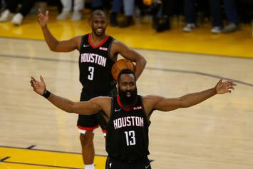 """Chris Paul & James Harden's Relationship Is Reportedly """"Unsalvageable"""""""