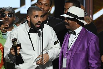 """Drake's Dad Dennis Graham Details His Son's Acting Start: He """"Was Different"""""""
