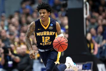 """Ja Morant Embraces The Negative Energy: """"My Dad Was My First Hater"""""""