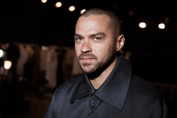Jesse Williams And Taylour Paige Stroll The Streets Of Florence During Italian Vacation