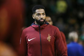 Tristan Thompson To Pay $40K Per Month To Ex For Son: Report