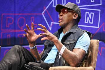"""Dennis Rodman On Draymond Green: """"He'd Be Eating Out Of My Hands"""""""