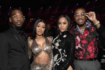 """Cardi B Psyched For """"BET Experience"""" With Migos Despite Looming Indictment"""