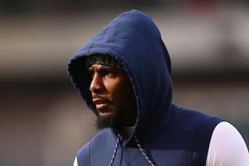 Dez Bryant Supports LaVar Ball: 'Molly Qerim Dramatically Overreacted'