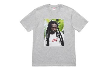 Supreme Unveils T-Shirt Collection Ft. Buju Banton, Dracula & More