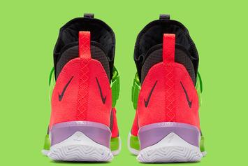 913adb4152c Nike LeBron Soldier 13 Release Date Announced: Official Images