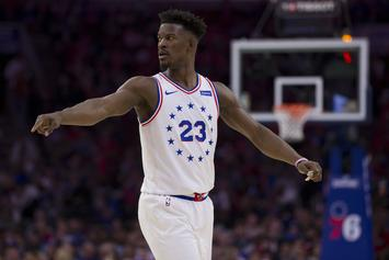Redditor Reveals Jimmy Butler's Career Path Lines Up With Versace Killer