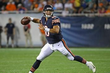 "Mitch Trubisky Is Currently The ""Most Bet-On"" In The Early NFL MVP Sweepstakes"