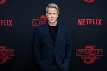 """""""Stranger Things"""" Newcomer Cary Elwes Says Character Is Not Based On Trump"""
