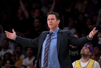 Luke Walton Claims Sexual Assault Accuser Lied About Alleged Encounter