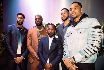 LeBron James' Agent Rich Paul Denies Running The Lakers: Watch