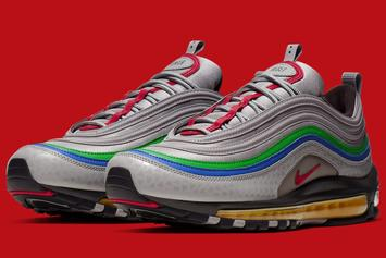 "Nike Air Max 97 ""Nintendo 64"" Revealed On National Video Game Day"