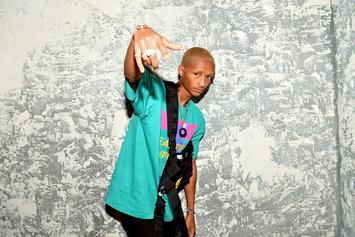 Jaden Smith Celebrated His Birthday By Giving Back To The Homeless