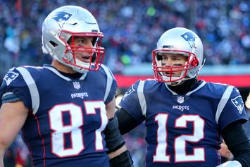 Rob Gronkowski Works Out With Tom Brady, Sparks Rumors Of A Return