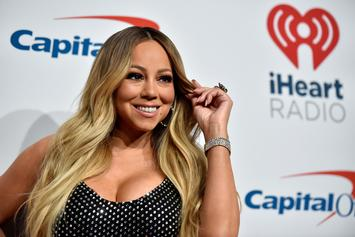 "Mariah Carey Says She's Only Been With ""Five People"" In Her Entire Life"