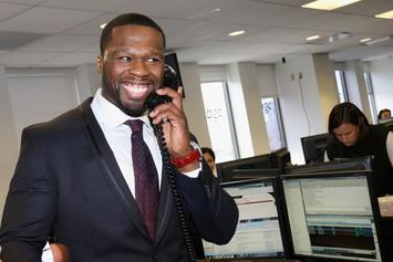 50 Cent Fan Sends Him $10K Worth Of Alcohol For His Birthday