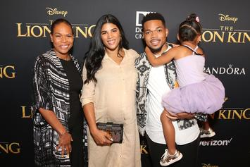 """Chance The Rapper Expresses His Sincere Love For """"The Lion King"""" After World Premiere"""