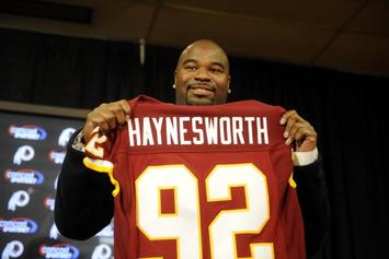 """Ex-NFL Star Albert Haynesworth In """"Dire Need"""" Of A Kidney, Pleads For Donor"""