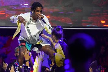 "A$AP Rocky's Tour Manager Raided With Search Warrant By ""Vengeful"" Swedish Cops"