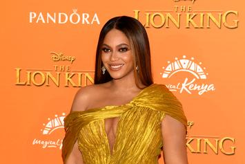 """Beyonce's Rare Televised Interview On """"The Lion King"""" Has Shaken The Beyhive"""