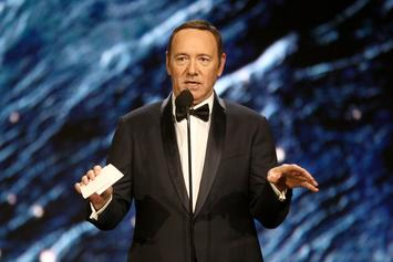 Kevin Spacey's Sexual Assault Case Dropped In Massachusetts