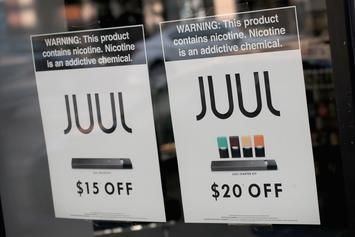 """Juul CEO Apologizes For Teen Vaping """"Epidemic"""""""