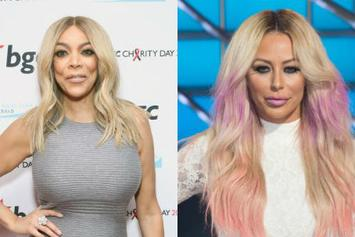 Wendy Williams Calls Out Aubrey O'Day Over Diddy Criticism