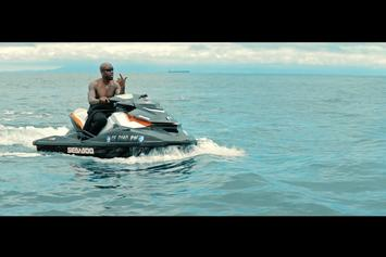 "Freddie Gibbs Meets The Plug On A Jet Ski In ""Giannis"" Music Video"