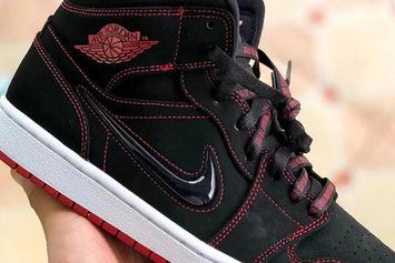 "Air Jordan 1 Mid ""Fearless"" To Release Later This Year: First Look"