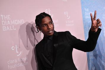 German Newspaper Confuses A$AP Rocky With Tay K