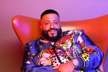 """DJ Khaled Is Apple Music's First """"Artist In Residence"""""""