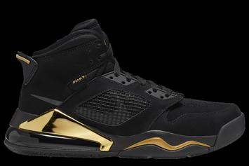 """Jordan Mars 270 Shines With Throwback """"DMP"""" Makeover: First Look"""