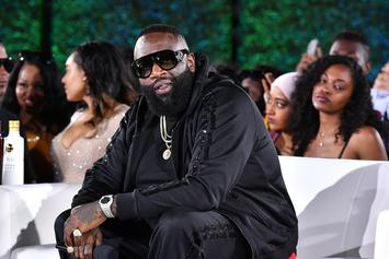 "Rick Ross Shares ""Port Of Miami 2"" Details & How Nipsey Hussle Inspired ""Gold Roses"""