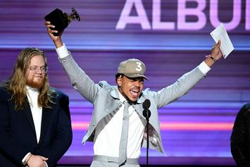 """Chance The Rapper's """"The Big Day"""" Sales Projections Are Looking Strong"""