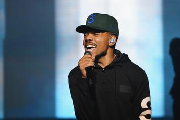 "Chance The Rapper Unveils ""The Big Day"" Tour Schedule"