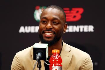 Kemba Walker Reassures Fans He's Committed To The FIBA World Cup
