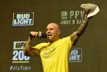 Joe Rogan Shocks MMA Fighter, Covers All Of Her Medical Expenses