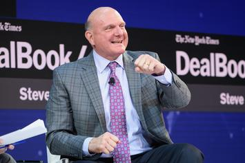 Clippers Would Consider Changing Their Name, Says Steve Ballmer