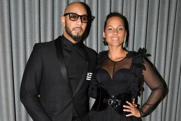 Swizz Beatz & Alicia Keys Are Still Madly In Love On 9th Wedding Anniversary