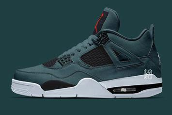 """Air Jordan 4 """"Faded Spruce"""" Coming Later This Year: Early Details"""