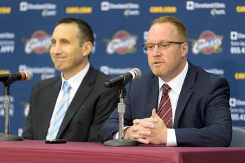 "LeBron James' Cavs Made Pelicans GM David Griffin ""Miserable"""