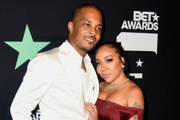 T.I. & Tiny Are All Smiles & Kid-Free For Their Nine-Year Anniversary Vacation