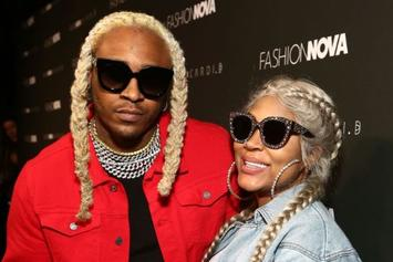 "Lyrica Anderson Calls Husband A1 Bentley ""A Target For Groupies"""