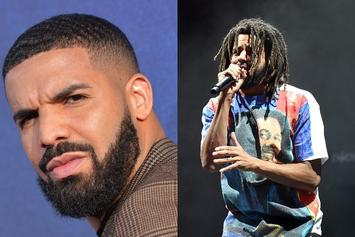 """J. Cole's Controversial Autism Lyric Removed From """"Jodeci Freestyle"""" in Drake's """"Care Package"""""""
