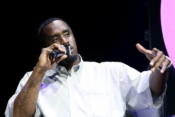 """Diddy """"Meets The Parents,"""" Dines With Lori's Pops Steve Harvey In Italy"""